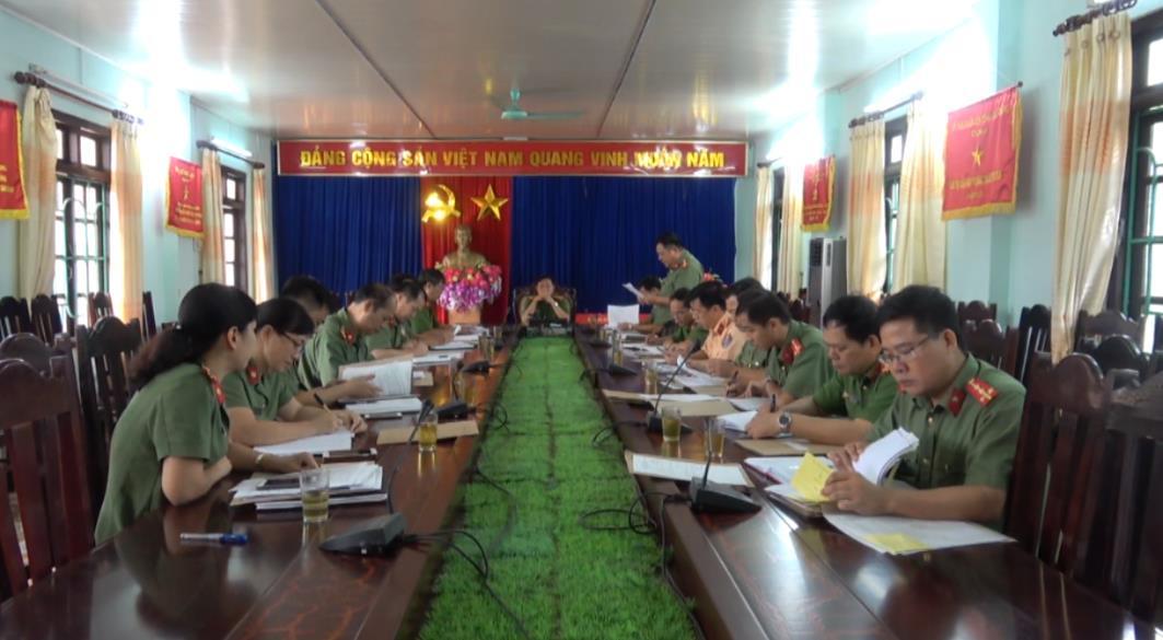 Công an tỉnh: Đẩy mạnh công tác tuyên truyền trên Trang thông tin điện tử Công an Cao Bằng