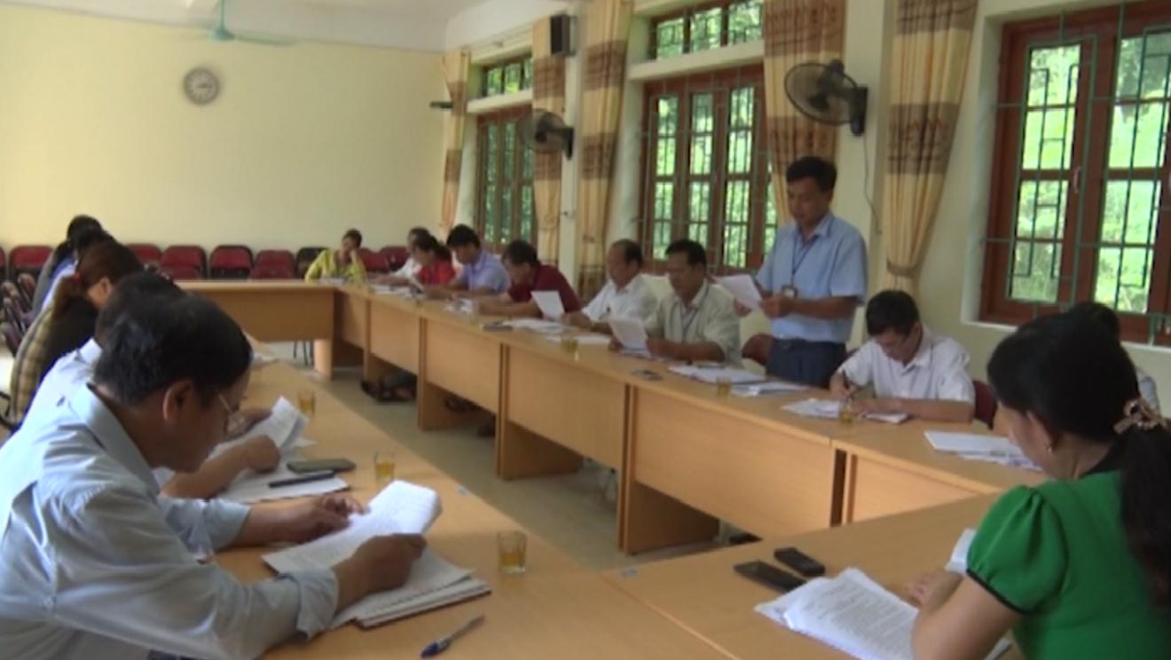Phục Hòa: HĐND huyện giám sát thực hiện Chương trình mục tiêu Quốc gia xây dựng nông thôn mới tại xã Cách Linh và xã Đại Sơn