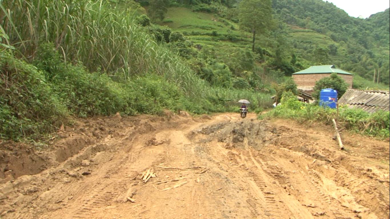Phục Hòa: Xã Triệu Ẩu thực hiện tiêu chí nông thôn mới về giao thông khó hoàn thành