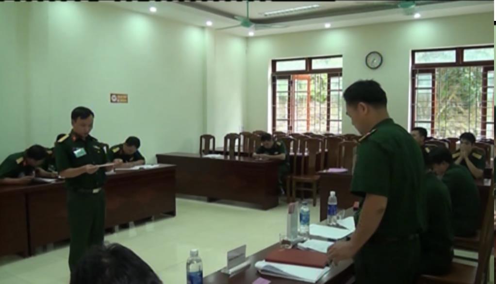 Ban CHQS huyện Bảo Lâm: Hội thi tuyên truyền học tập và làm theo tư tưởng, đạo đức, phong cách Hồ Chí Minh