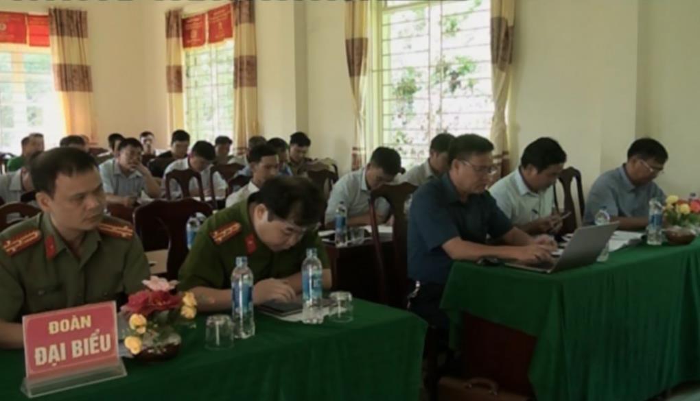 Bảo Lâm: Triển khai cuộc vận động xây dựng phong trào Toàn dân bảo vệ ANTQ tại xã Quảng Lâm