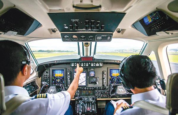 Đào tạo phi công thương mại ngay tại Việt Nam