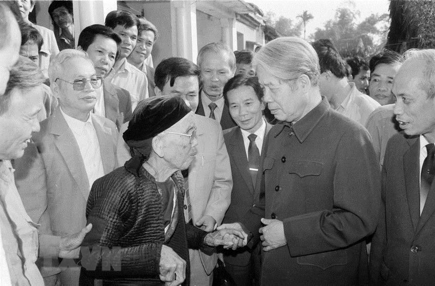Người học trò xứng đáng của Chủ tịch Hồ Chí Minh