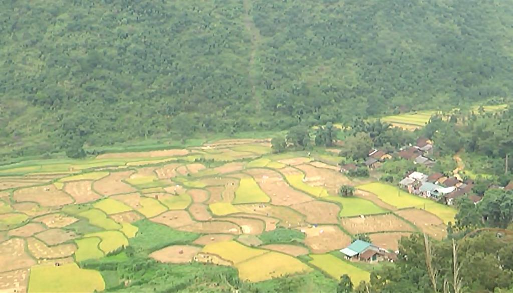 Hà Quảng: Xã Kéo Yên đẩy mạnh một số tiêu chí về nông thôn mới