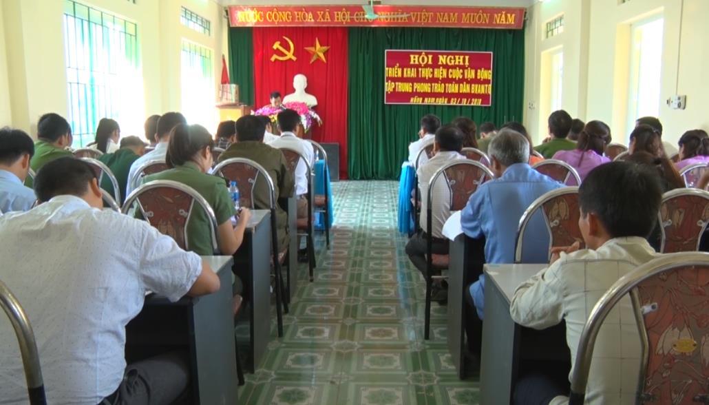Hòa An: Triển khai phong trào Toàn dân bảo vệ an ninh Tổ quốc tại xã Hồng Nam