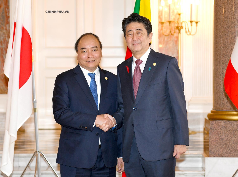 Thủ tướng dự Hội nghị Cấp cao hợp tác Mekong-Nhật Bản