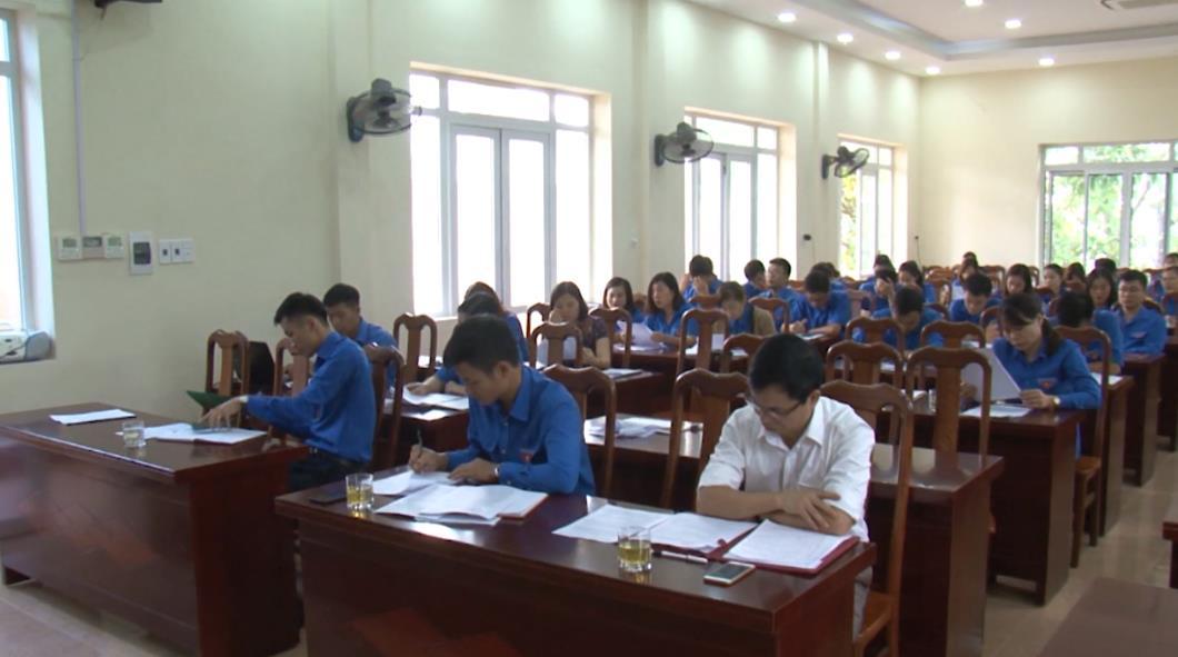 Đoàn Khối CCQ tỉnh: Triển khai nhiệm vụ 3 tháng cuối năm