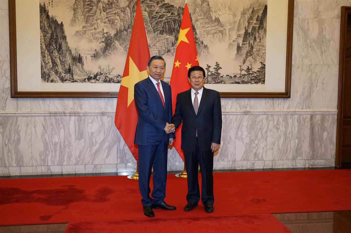 Việt Nam, Trung Quốc: Đẩy mạnh phối hợp đấu tranh phòng chống tội phạm