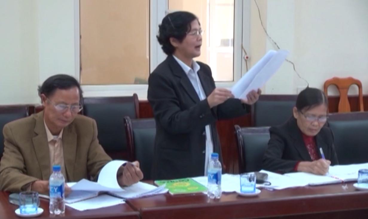 Quảng Uyên: Sơ kết công tác khuyến học cụm các huyện miền Đông