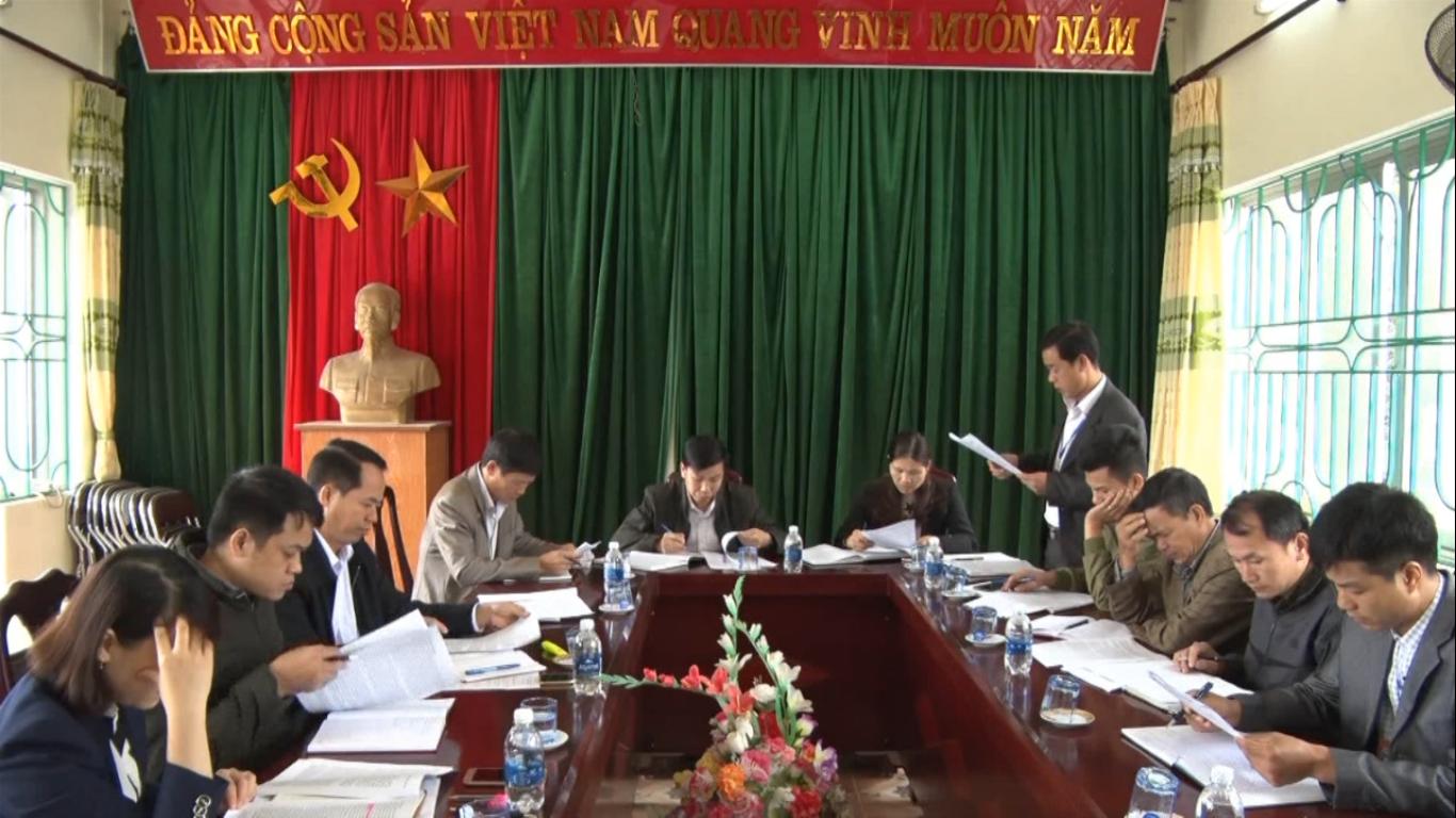 Trà Lĩnh: HĐND huyện giám sát tình hình phát triển kinh tế - xã hội năm 2018