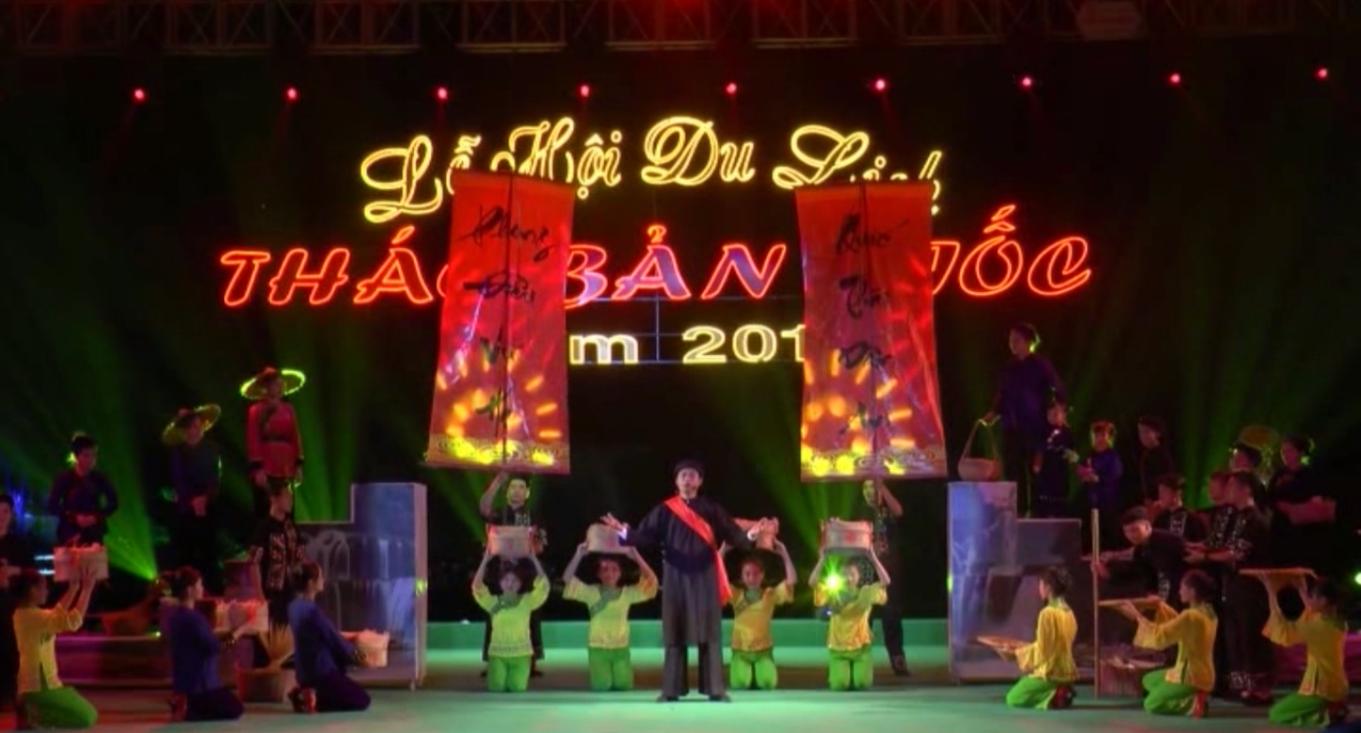 Trùng Khánh: Khai mạc Lễ hội Du lịch thác Bản Giốc lần thứ II năm 2018