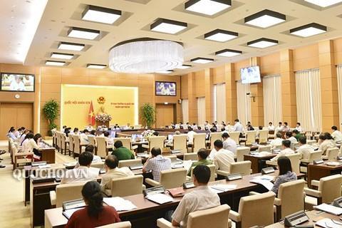 Phó Thủ tướng: Báo cáo của QH, Chính phủ sẽ tạo đồng thuận trong xã hội