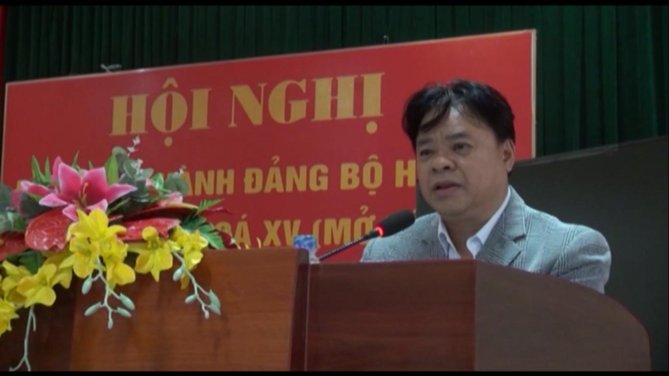 Quảng Uyên: Triển khai công tác xây dựng Đảng, chính quyền 3 tháng cuối năm 2018