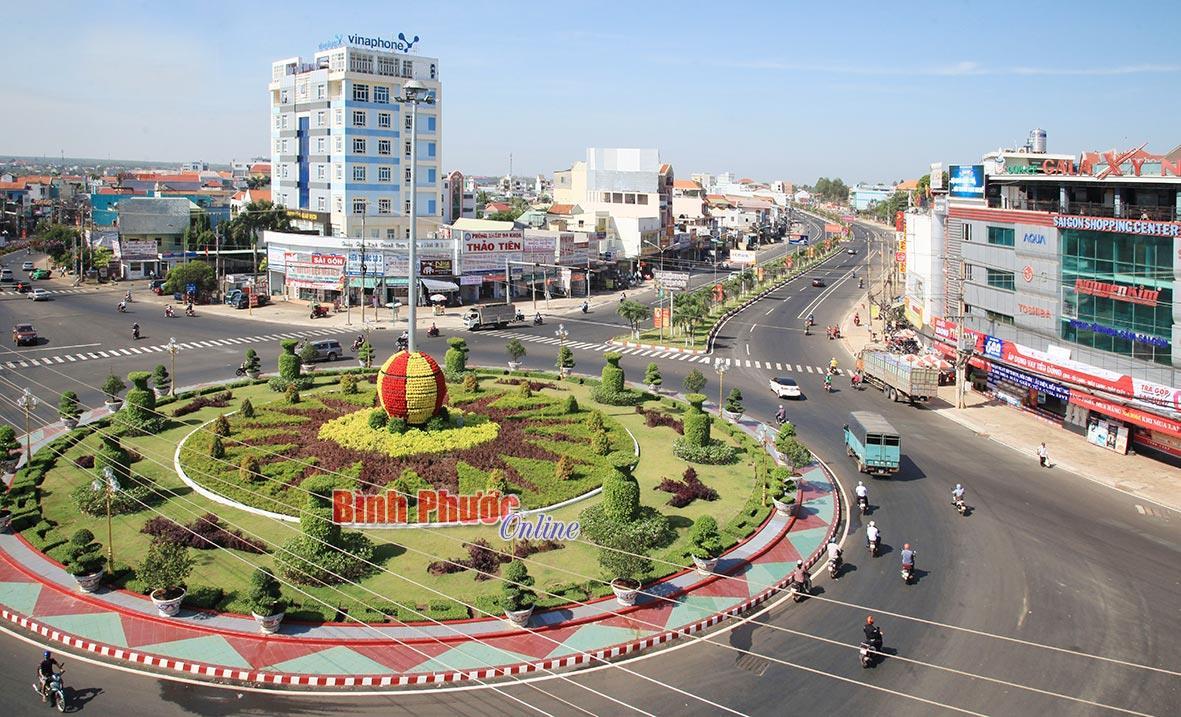 Thành lập thành phố Đồng Xoài, tỉnh Bình Phước