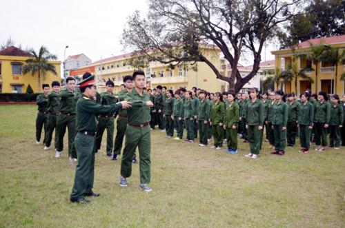Hướng dẫn lồng ghép giáo dục quốc phòng-an ninh trong trường tiểu học, THCS