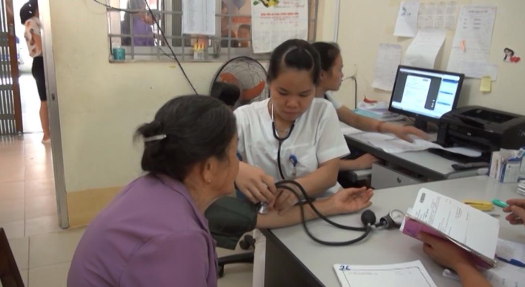 Bệnh viện Đa khoa huyện Quảng Uyên học tập và làm theo lời Bác