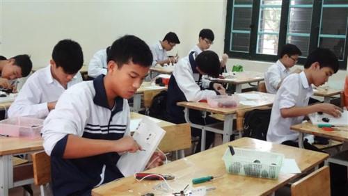 Kết quả bước đầu về phân luồng trong giáo dục
