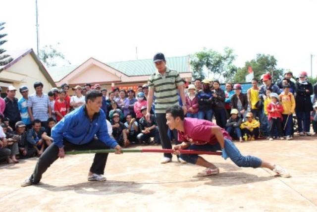 Tạo điều kiện để nhân dân chủ động tổ chức các hoạt động văn hóa, thể thao