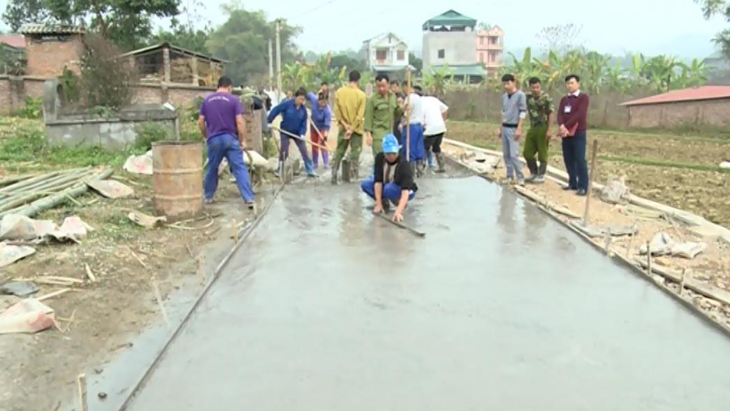 Cao Bằng đẩy mạnh tuyên truyền xây dựng nông thôn mới