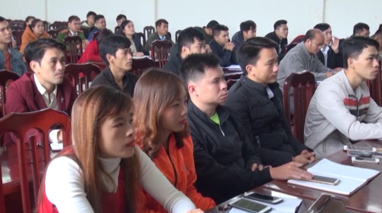 Phục Hòa: Bồi dưỡng lý luận chính trị cho 80 đảng viên mới