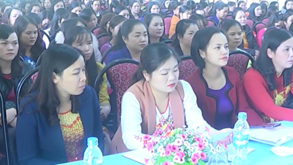 Hà Quảng: 211 giáo viên tham gia Hội thi giáo viên dạy giỏi cấp huyện năm học 2018 - 2019