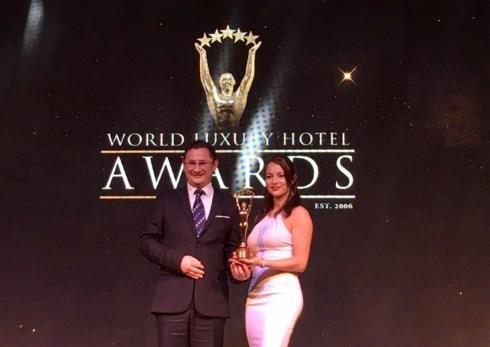 Việt Nam chiến thắng 2 giải thưởng lớn tại World Luxury Awards 2018