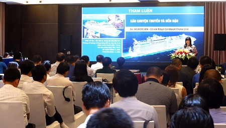 Đà Nẵng lần đầu tổ chức hội nghị quốc tế du lịch tàu biển
