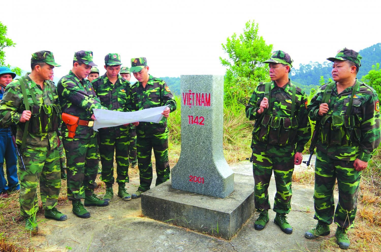 Đề nghị xây dựng dự án Luật Biên phòng Việt Nam