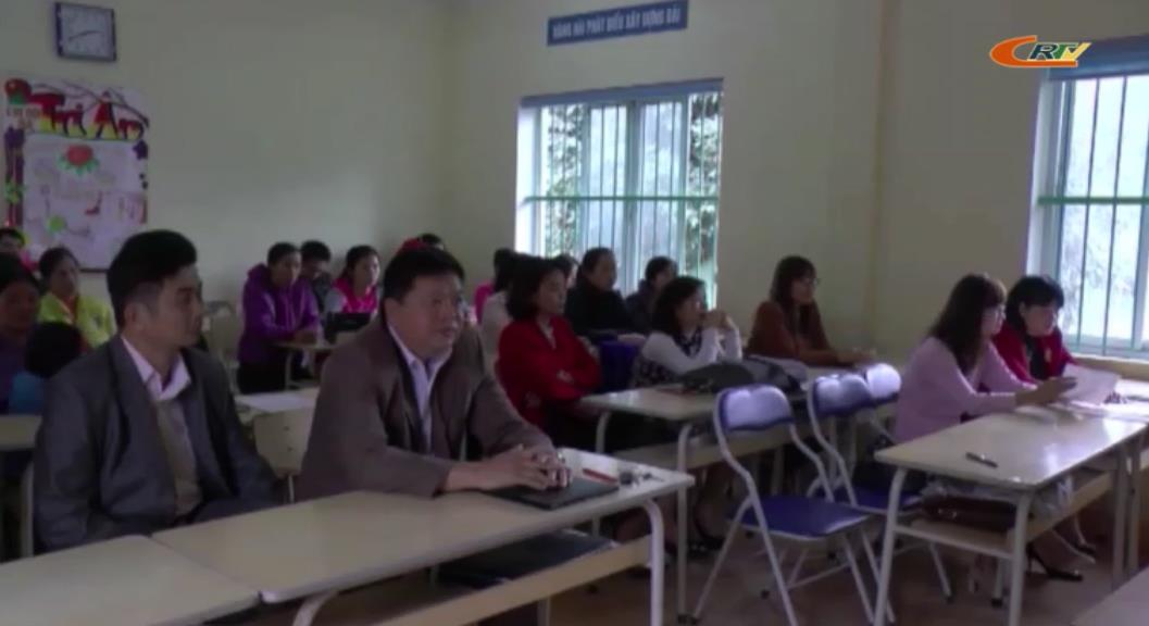 Trùng Khánh: Tập huấn nghiệp vụ du lịch cộng đồng cho người dân xã Đàm Thủy