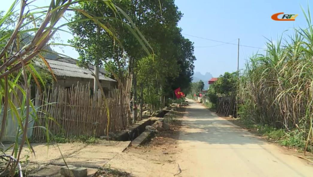 Phục Hoà xây dựng làng nông thôn kiểu mẫu