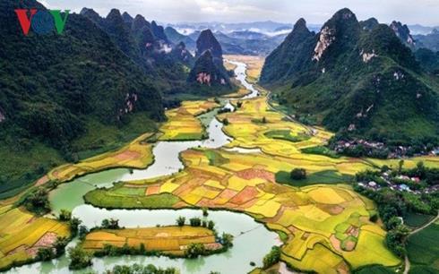 Tiềm năng du lịch Công viên địa chất toàn cầu UNESCO Non Nước Cao Bằng