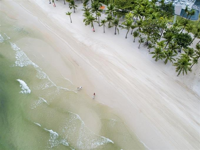 Bãi Kem lọt Top 100 bãi biển đẹp nhất thế giới 2018