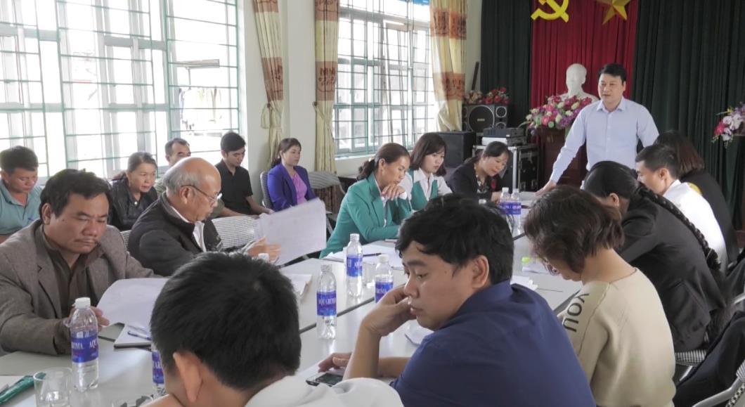 Thành phố: Xã Vĩnh Quang đạt 15/19 tiêu chí nông thôn mới