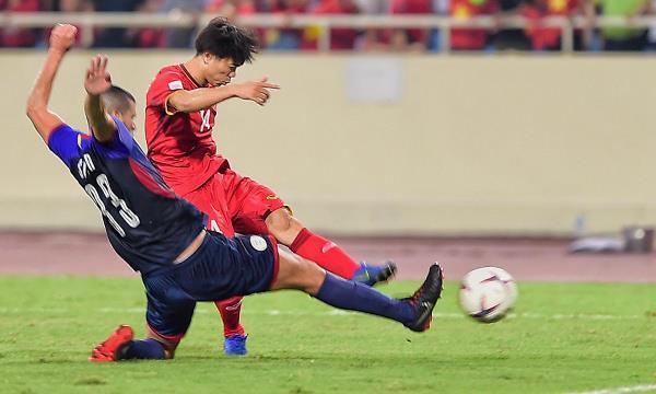AFF Cup: 'Phá dớp' chưa từng thắng ở Mỹ Đình, Việt Nam vào chung kết