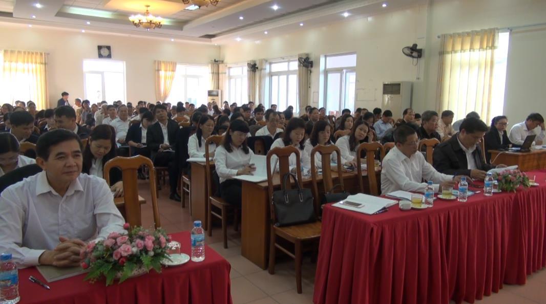 TAND tỉnh: Bồi dưỡng nghiệp vụ thẩm phán, thẩm tra viên và hội thẩm nhân dân