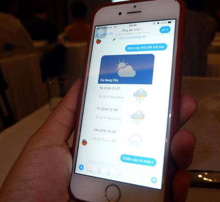 Đà Nẵng: Sử dụng 'trợ lý ảo' cung cấp dịch vụ công
