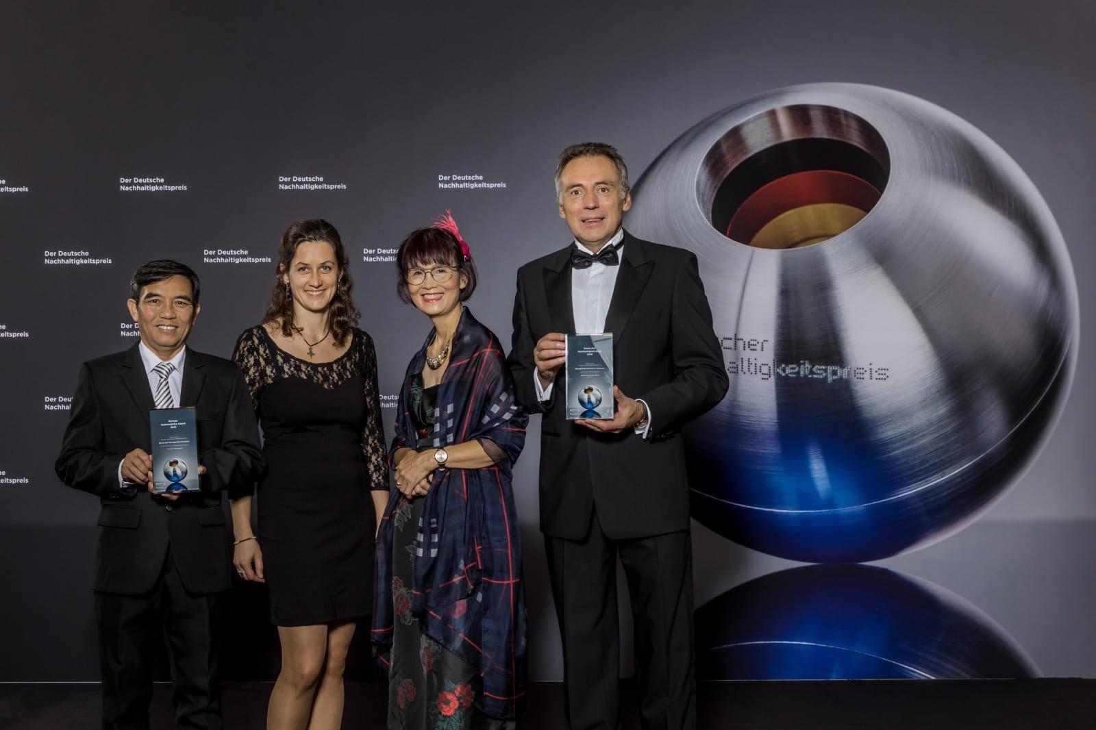 Hội An và Wernigerode nhận giải thưởng