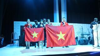 6/6 học sinh Việt Nam đều đạt giải Kỳ thi khoa học trẻ quốc tế IJSO