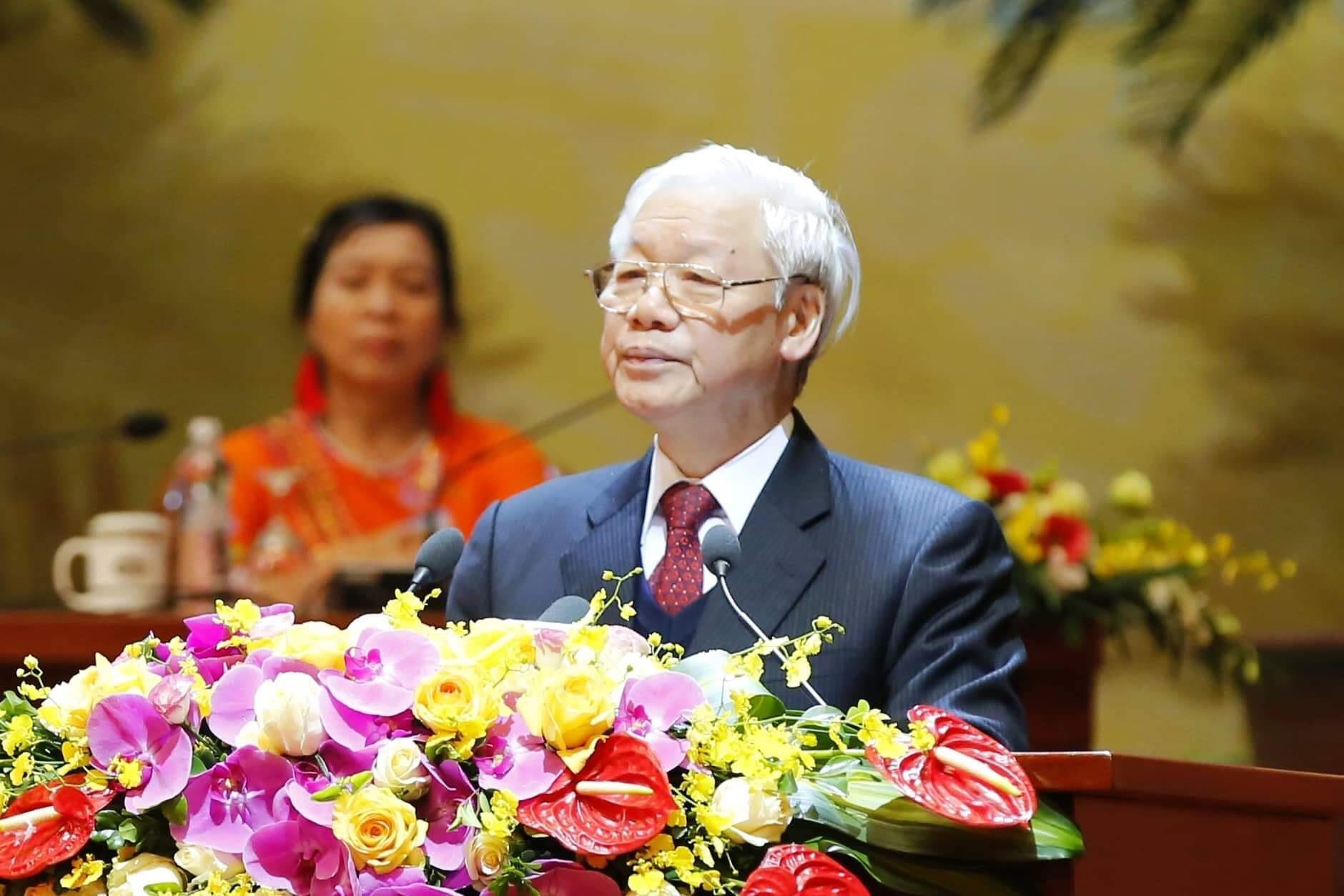 Toàn văn phát biểu của Tổng Bí thư, Chủ tịch nước tại Đại hội Hội Nông dân