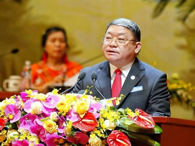 Đồng chí Thào Xuân Sùng tái đắc cử Chủ tịch Ban Chấp hành Trung ương Hội Nông dân Việt Nam