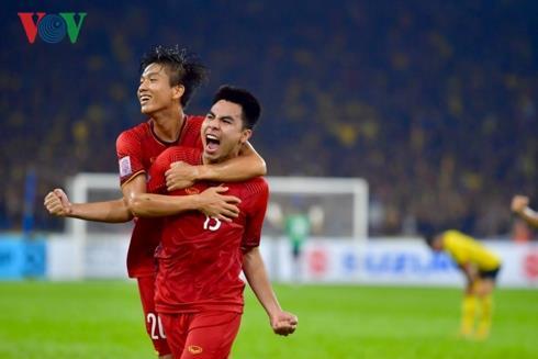 Tỉ số trận chung kết lượt về như thế nào thì ĐT Việt Nam sẽ vô địch?