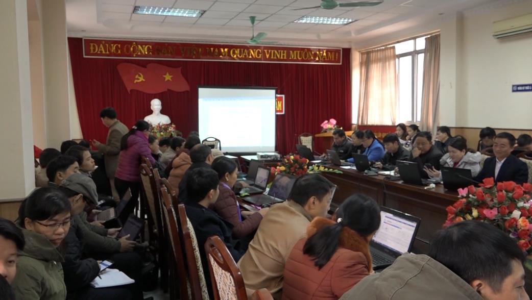 Bảo Lâm: Tập huấn Hệ thống quản lý văn bản VNPT-iOffice 4.0