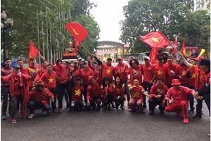 'Tiếp lửa' cho Đội tuyển Việt Nam trong trận chung kết