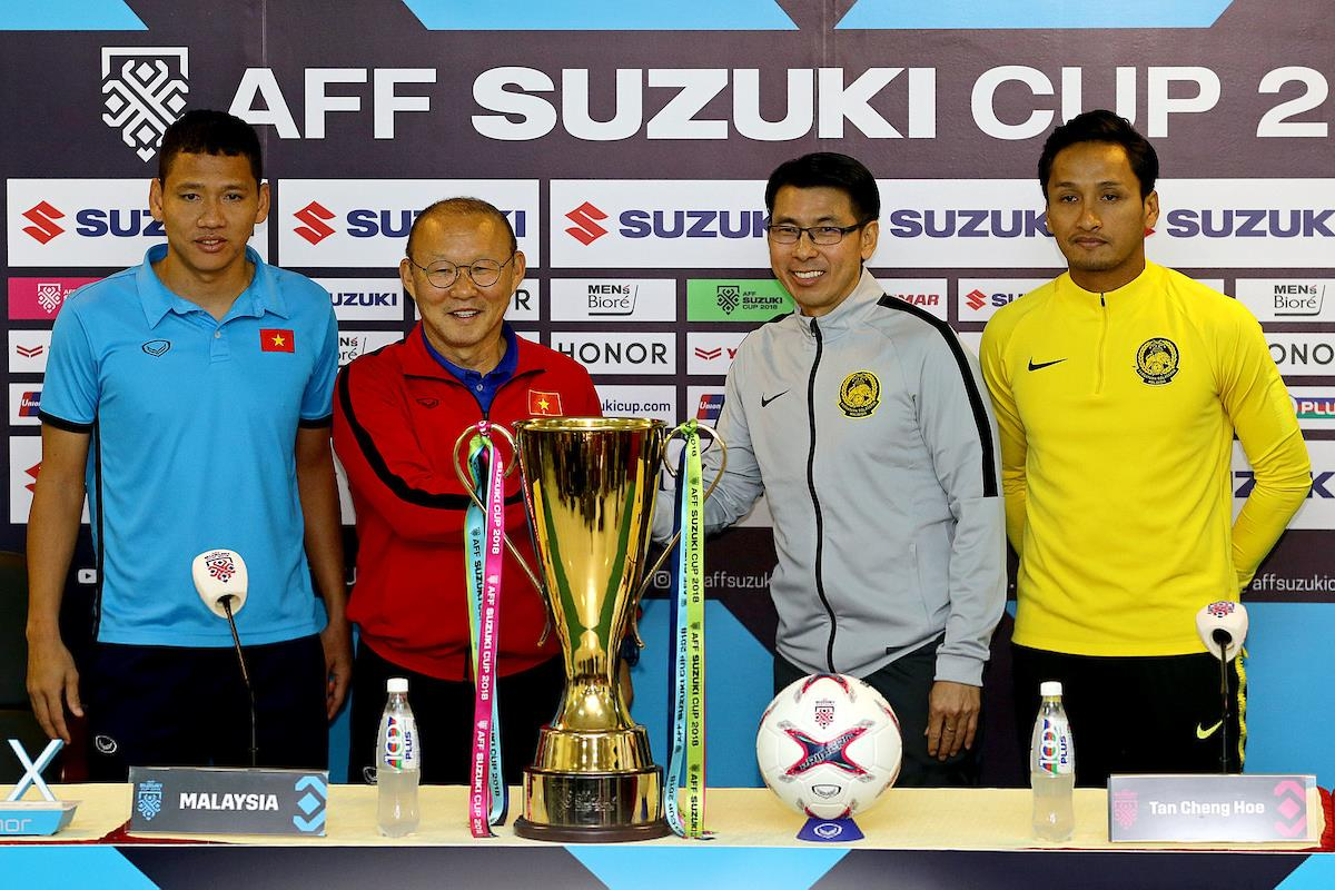 Chung kết AFF Cup tại Mỹ Đình: 'Long- Hổ' tranh hùng