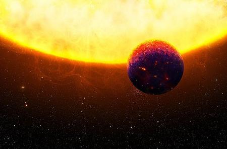 Phát hiện 'hành tinh kim cương' trong vũ trụ