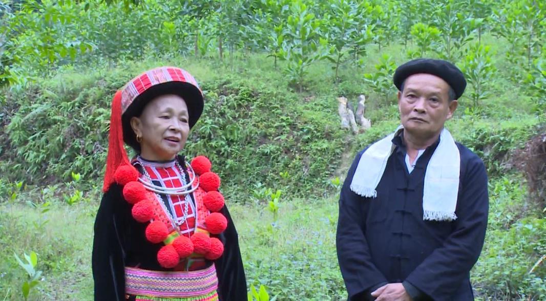 Người Dao Đỏ xã Minh Khai giữ gìn làn điệu Páo dung