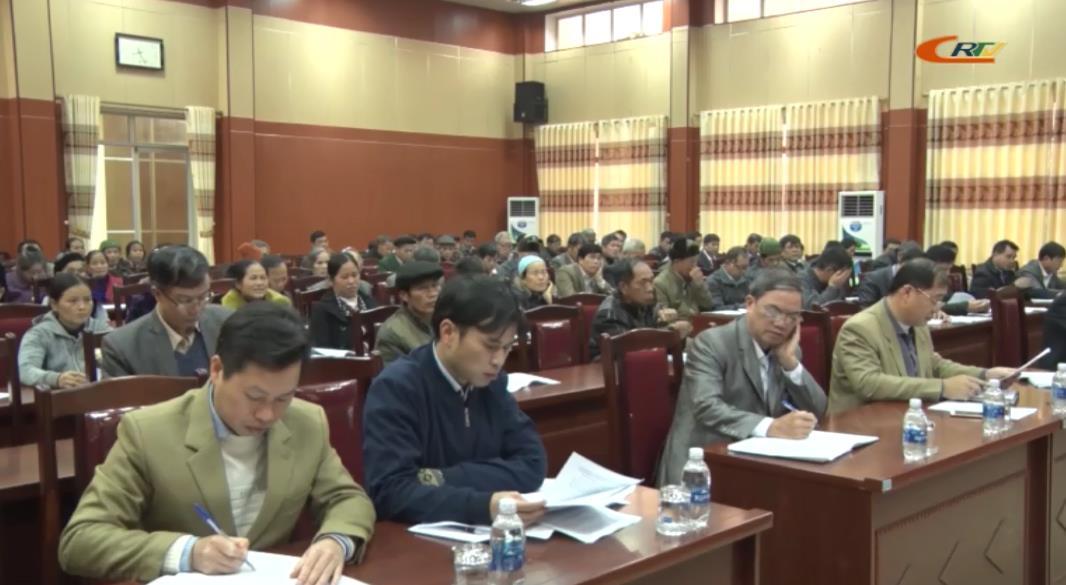 Trà Lĩnh: Cung cấp thông tin cho 123 người có uy tín trên địa bàn huyện
