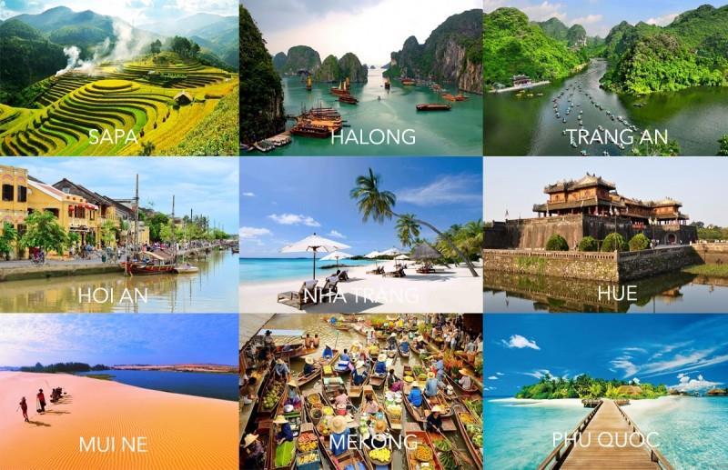 Những giải pháp trọng tâm phát triển ngành du lịch