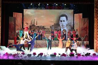Chương trình nghệ thuật đặc biệt tưởng nhớ, tôn vinh Chủ tịch Hồ Chí Minh