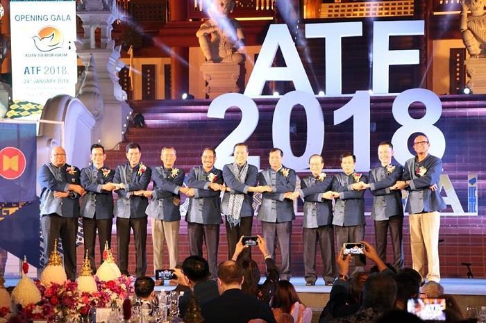 Hơn 20 sự kiện lớn tại Diễn đàn Du lịch ASEAN 2019